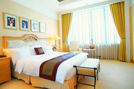 ハノイ デーウー ホテル:客室イメージ