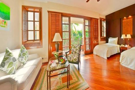 フラマリゾート:デラックス ガーデン ルーム 客室イメージ