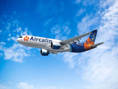 エアカランの可愛らしい機材で快適な空旅を