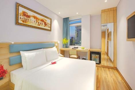 ホーチミン:ミレニアム ブティック ホテル 客室イメージ