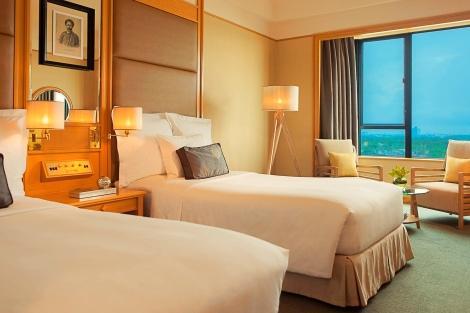 ホーチミン:ルネッサンス リバーサイド ホテル 客室イメージ