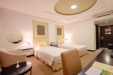 ホーチミン:ボンセン ホテル 客室イメージ
