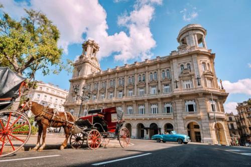 ハバナの街並み(イメージ)
