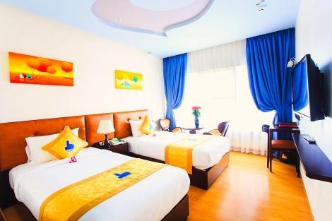 ダナン:King's Finger Hotel Danang 客室イメージ