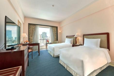 ホーチミン:ロッテ ホテル サイゴン 客室一例