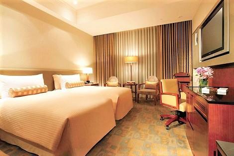 台北:サン ワン レジデンシズ台北 客室一例