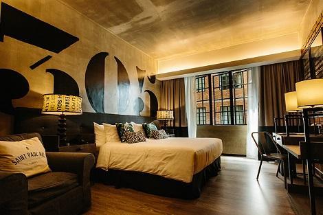 マラッカ:ローザ マラッカ 客室一例