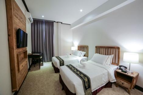 マラッカ:1825 ギャラリー ホテル 客室一例