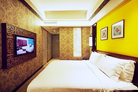 マラッカ:エスタディア ホテル  客室一例