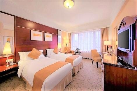 マカオ:ホテル ロイヤル マカオ 客室一例