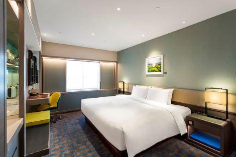台北:アンバサダーホテル 客室一例
