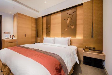 台北:グリーンワールドグランド南京 客室一例