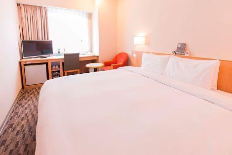 台北:ホテルサンルート台北 客室一例