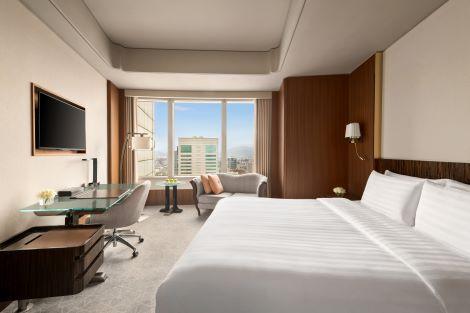 台北:シャングリ・ラ ファーイースタンプラザホテル台北 客室一例