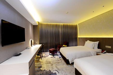 台北:ブラザーホテル 客室一例