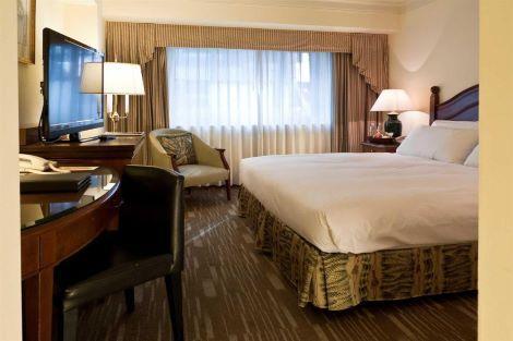 台北:台北インペリアルホテル 客室一例