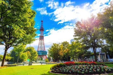 札幌:テレビ塔