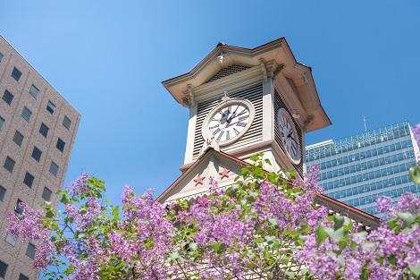 札幌:時計台