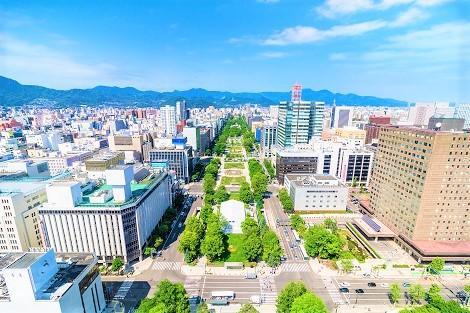 札幌:大通公園
