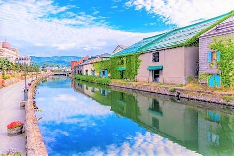 小樽:運河