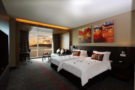 グランディス ホテル 客室一例
