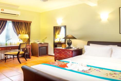アレカ ホテル 客室一例