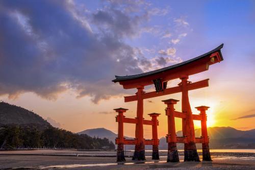 世界遺産!厳島神社