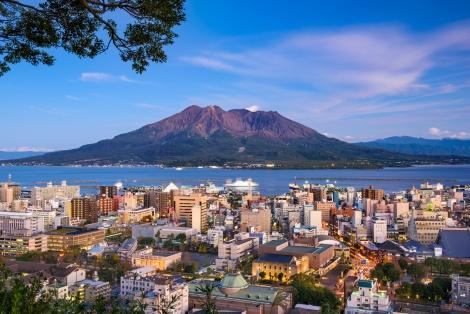 ◇鹿児島:桜島