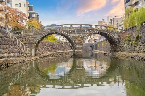 ◇長崎:眼鏡橋