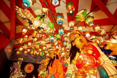 ◇2月には長崎ランタン祭りも開催されます♪