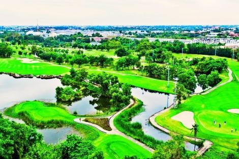 バンコク:バンコク ゴルフ クラブ イメージ