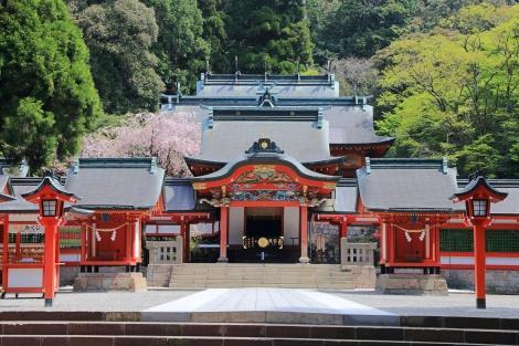 ◇鹿児島:霧島神社