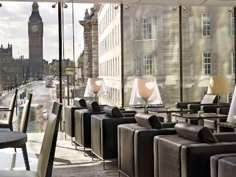 ロンドン:パーク プラザ ウエストミンスター ブリッジ ラウンジ