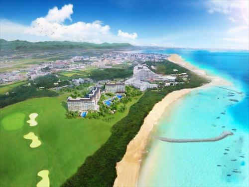 ANAインターコンチネンタル石垣リゾート 石垣島最大級のリゾート