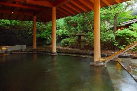 秋保温泉:ホテルニュー水戸屋 露天風呂(ホテルニュー水戸屋公式ホームページより)