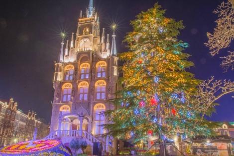 ◇ハウステンボス:クリスマスイルミネーション(イメージ)