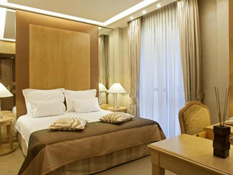 アテネ:メリア アテネ 客室一例