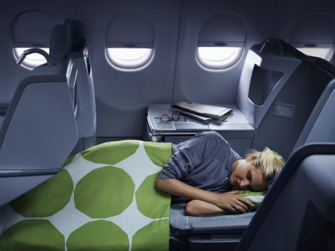 フィンランド航空:ビジネスクラス