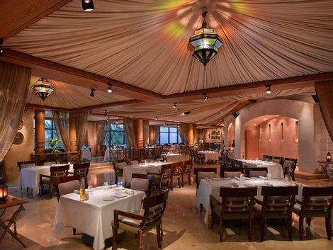 ドバイ:グランド ハイアット ドバイ レストラン
