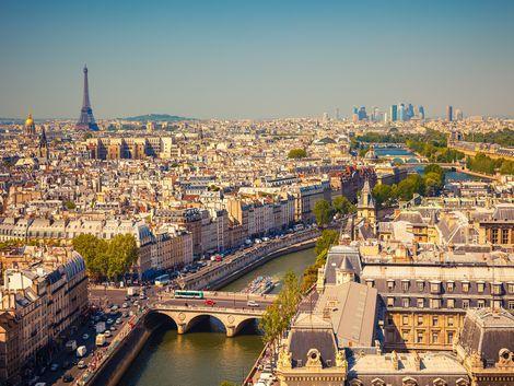 ◇◎パリ:街並み