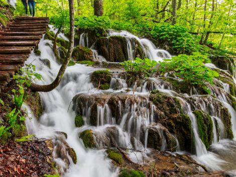 ◇◎プリトビチェ湖群国立公園
