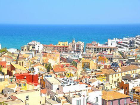 ◇◎バレンシア:街並み