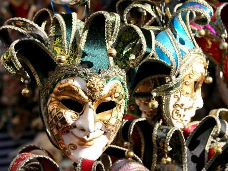 ◇ベネチア:ベネチアンマスク