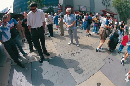 グローマンズ・ チャイニーズ・シアター(イメージ) ©ロサンゼルス観光局