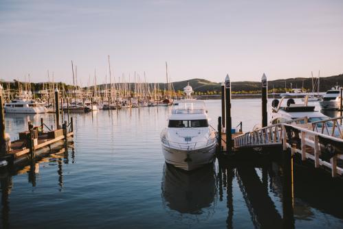 ハミルトン島 ©Ellenor Argyropoulos, Tourism Australia