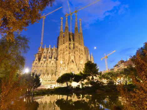 ◇◎バルセロナ:サグラダファミリア