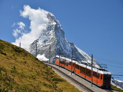 ◇◎マッターホルンとゴルナーグラード鉄道