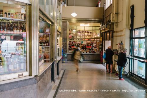 """""""メルボルン市民の台所""""、19世紀から続くクイーンビクトリア・マーケット"""