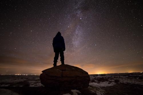 美しい星空(イメージ)