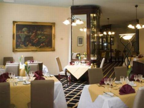 マンチェスター:ブリタニア ホテル マンチェスター レストラン